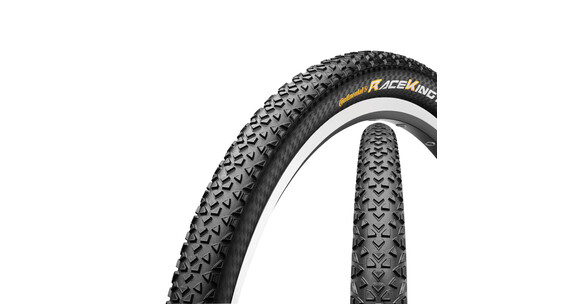 "Continental Race King - Cubiertas - 26 x 2,20"", Descent Technology negro"